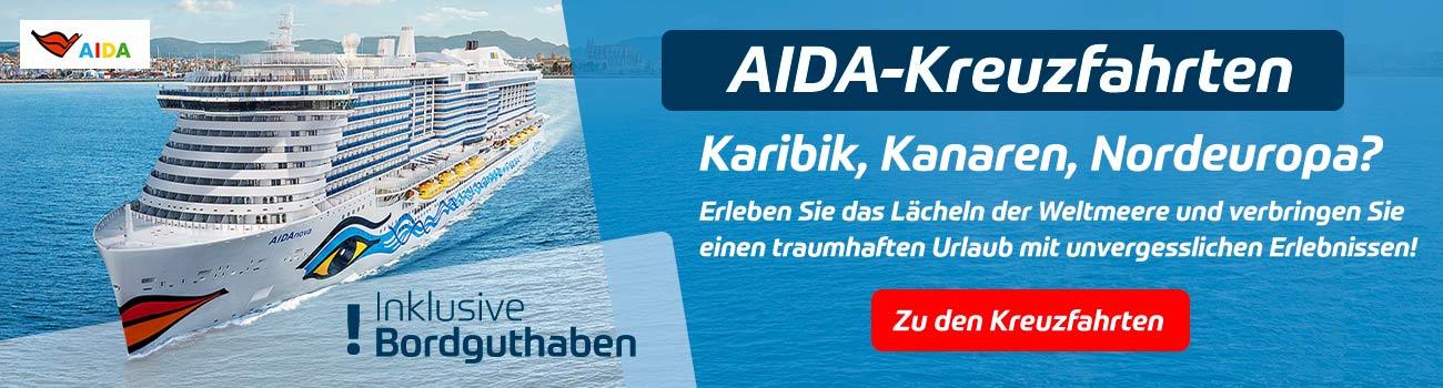 AIDA-Kreuzfahrten-