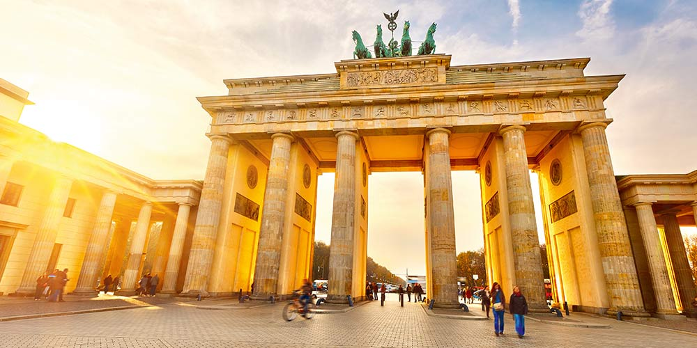 Städtetrip Berlin