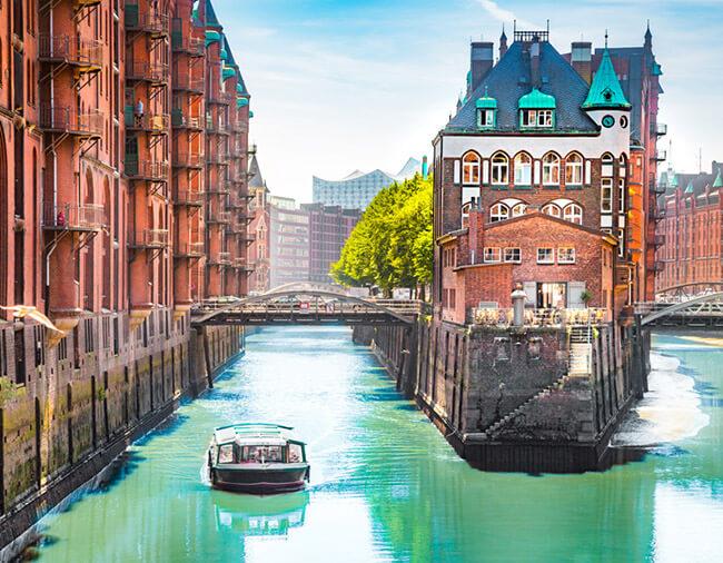 Hamburg Kurztrip Hamburg Speicherstadt