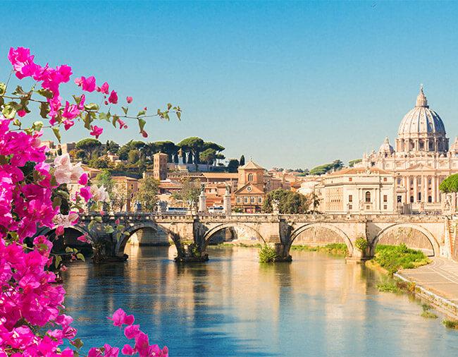Rom Reisen Kathedrale