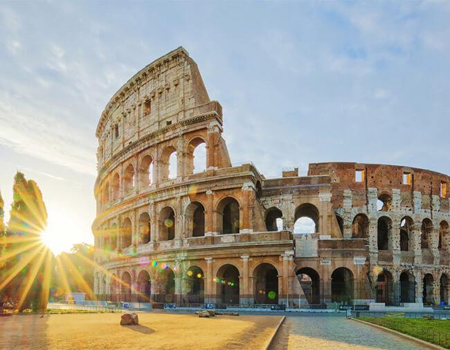 Rom Reisen Kolosseum
